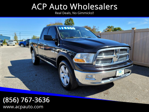 2010 Dodge Ram Pickup 1500 for sale at ACP Auto Wholesalers in Berlin NJ