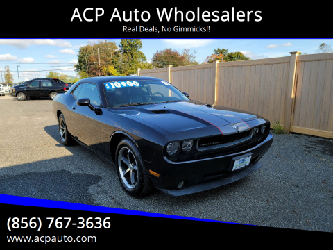 2010 Dodge Challenger for sale at ACP Auto Wholesalers in Berlin NJ