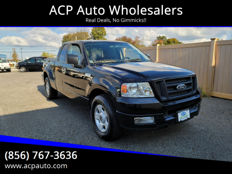2004 Ford F-150 for sale at ACP Auto Wholesalers in Berlin NJ
