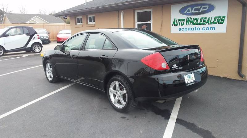 2008 Pontiac G6 4dr Sedan - Berlin NJ