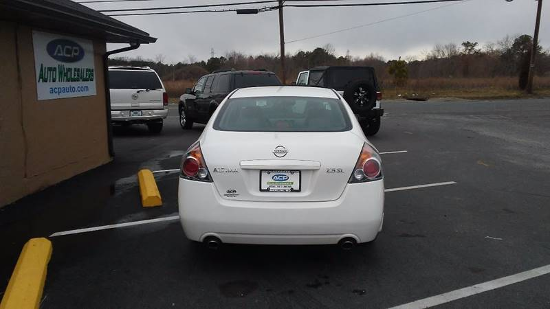 2008 Nissan Altima 2.5 SL SULEV 4dr Sedan - Berlin NJ