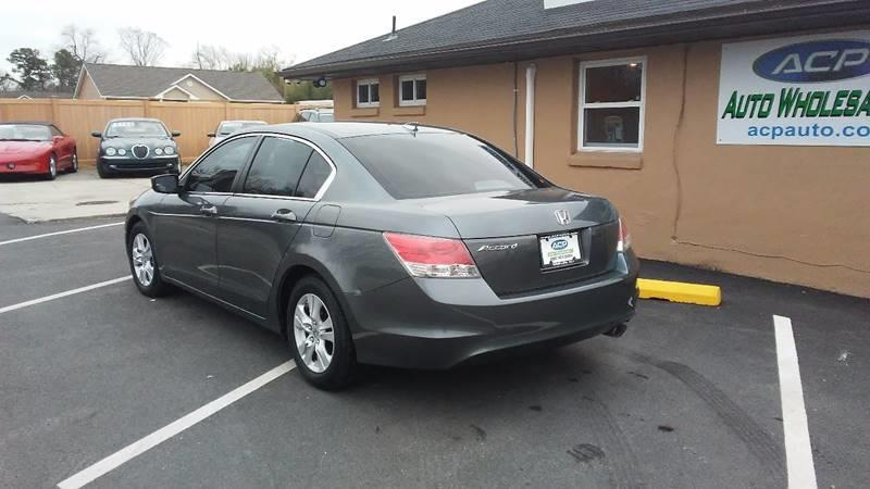 2010 Honda Accord LX-P 4dr Sedan 5A - Berlin NJ