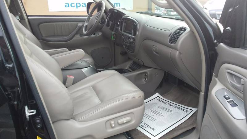 2007 Toyota Sequoia Limited 4dr SUV 4WD - Berlin NJ