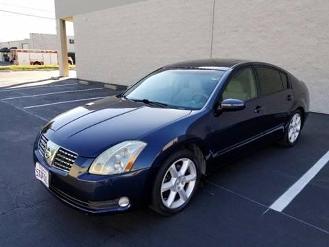 2006 Nissan Maxima for sale in Sacramento, CA