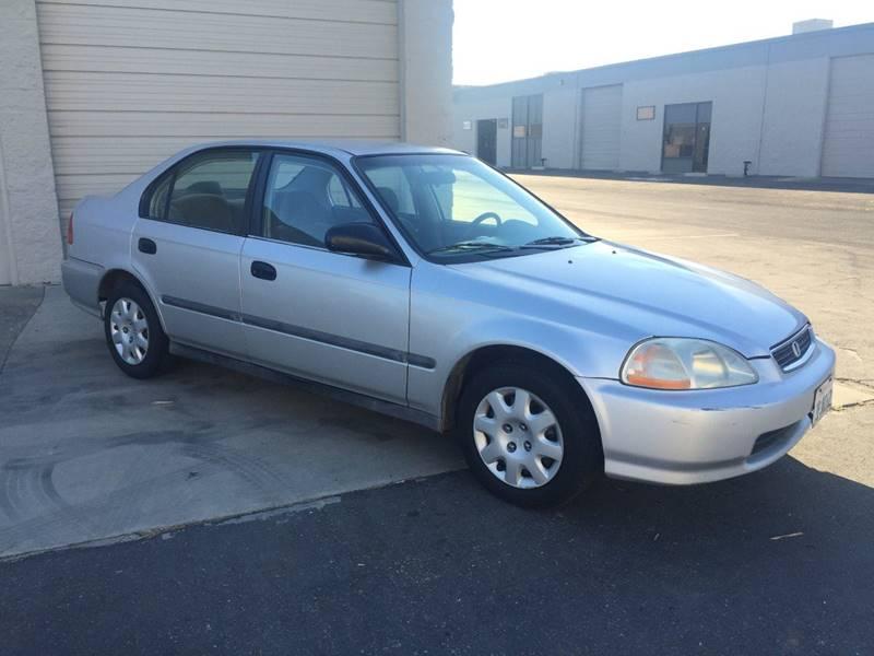 1996 Honda Civic DX 4dr Sedan   Sacramento CA