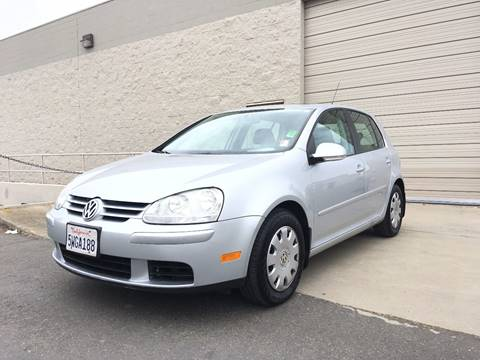2007 Volkswagen Rabbit for sale in Sacramento, CA