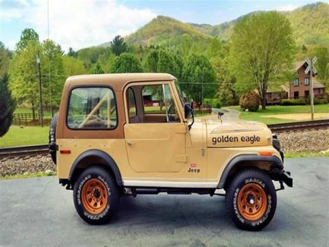 1978 Jeep CJ-5 for sale in Greensboro, NC