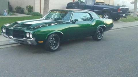1972 Oldsmobile Cutlass for sale in Baltimore, MD