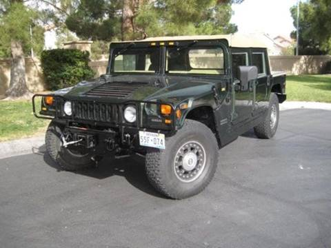 2000 AM General Hummer for sale in Seattle, WA