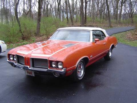 1972 Oldsmobile 442 for sale in Seattle, WA