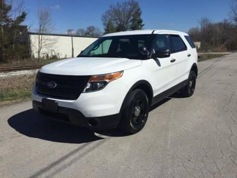 2014 Ford Explorer for sale in Birmingham, AL
