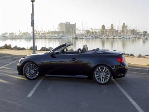 2012 Infiniti G37 Convertible for sale in Abilene, TX