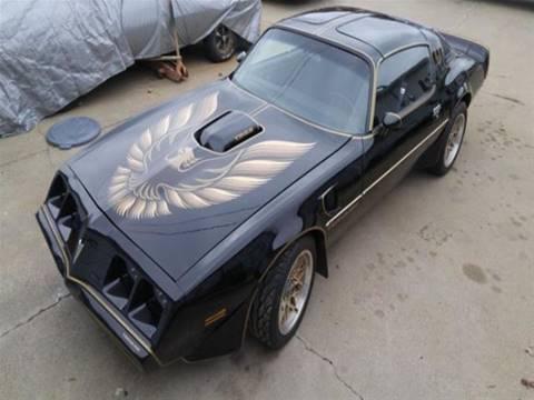 1980 Pontiac Trans Am for sale in Richmond, VA