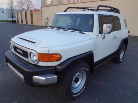 2011 Toyota FJ Cruiser for sale in Cincinnati, OH