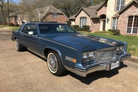 1985 Cadillac Eldorado for sale in Hartford, CT