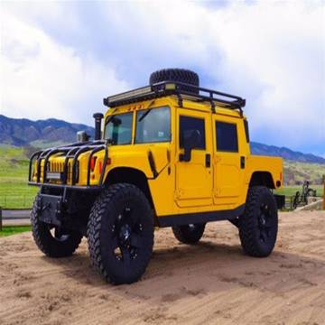 1999 AM General Hummer for sale in New Orleans, LA