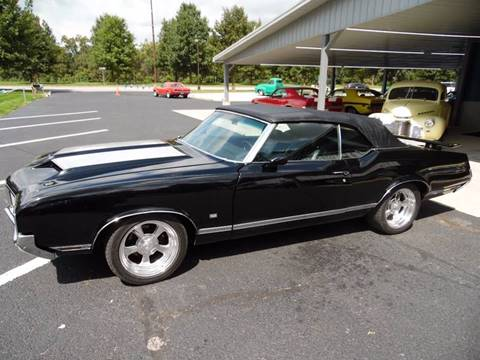 1970 Oldsmobile Cutlass Supreme for sale in Paris, KY