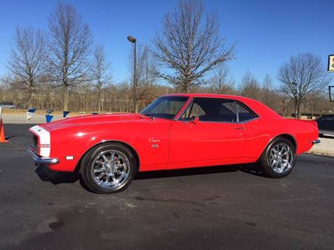 1968 Chevrolet Camaro For Sale In Kentucky Carsforsale Com