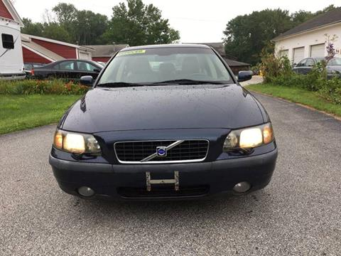 2004 Volvo S60 for sale at East Acres RV 4279 in Mendon MA