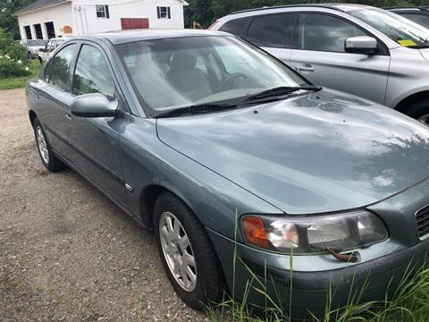 2002 Volvo S60 for sale at East Acres RV 4279 in Mendon MA