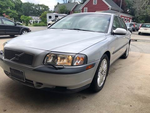 2001 Volvo S80 for sale at East Acres RV 4279 in Mendon MA