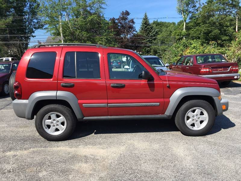 2005 Jeep Liberty for sale at East Acres RV 4279 in Mendon MA