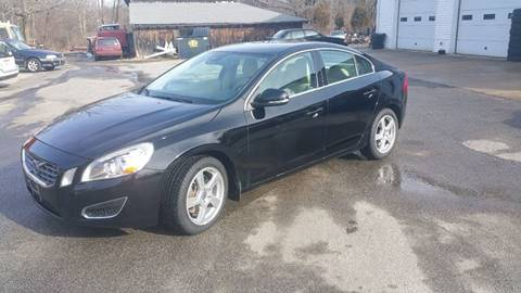 2012 Volvo S60 for sale at East Acres RV 4279 in Mendon MA