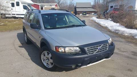 2002 Volvo XC for sale at East Acres RV 4279 in Mendon MA