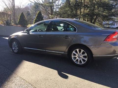 2011 Volvo S80 for sale at East Acres RV 4279 in Mendon MA