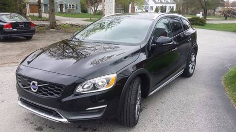 2016 Volvo V60 Cross Country for sale at East Acres RV 4279 in Mendon MA