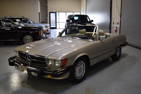 1988 Mercedes-Benz 560-Class for sale in Scottsdale, AZ