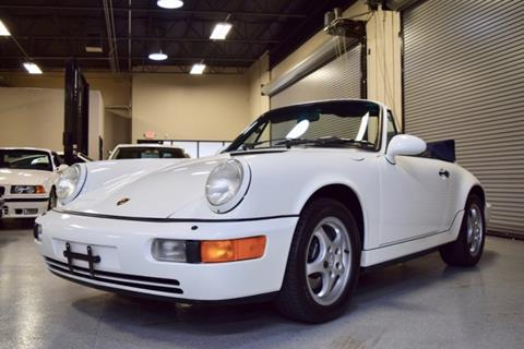 1992 Porsche 911 for sale in Scottsdale, AZ