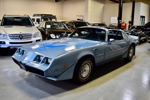 1981 Pontiac Firebird for sale in Scottsdale, AZ