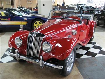 1954 MG TF for sale in Scottsdale, AZ