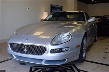2005 Maserati GranSport for sale in Scottsdale, AZ