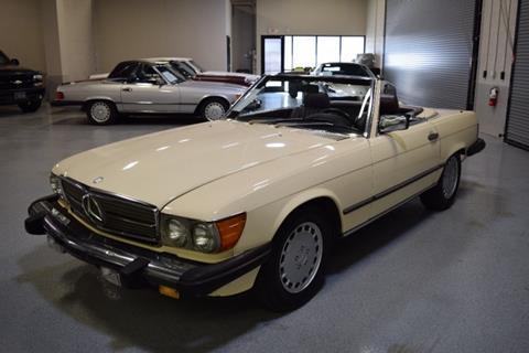 1987 Mercedes-Benz 560-Class for sale in Scottsdale, AZ