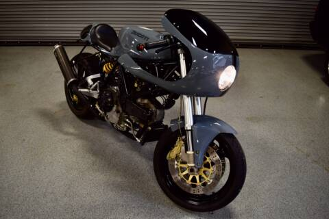 2002 Ducati 900SS