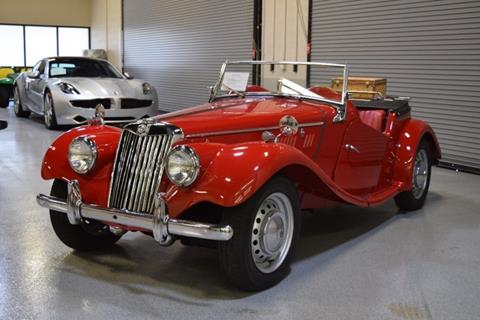 1954 MG TF for sale in Scottsdale, AZ