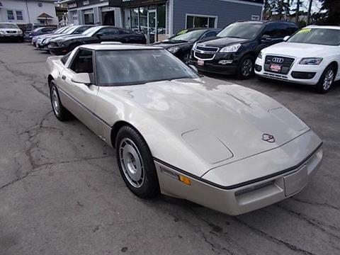1987 Chevrolet Corvette for sale in West Allis, WI