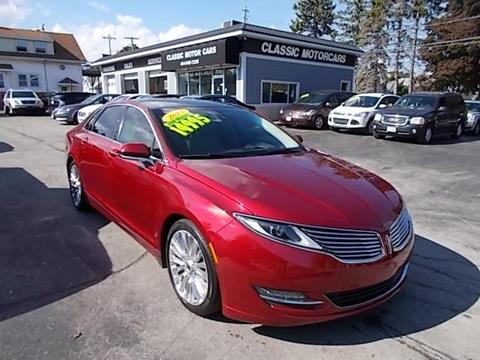 2013 Lincoln MKZ for sale in West Allis, WI