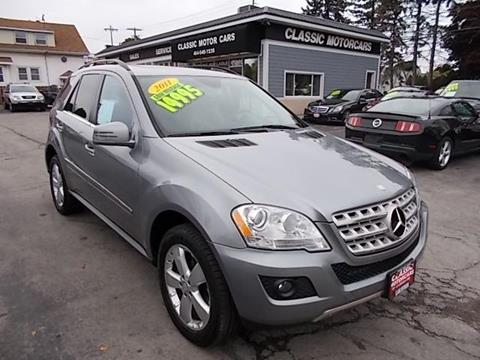 2011 Mercedes-Benz M-Class for sale in West Allis, WI