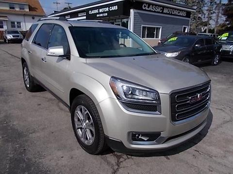 2013 GMC Acadia for sale in West Allis, WI
