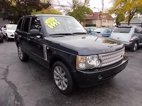 2004 Land Rover Range Rover for sale in West Allis, WI