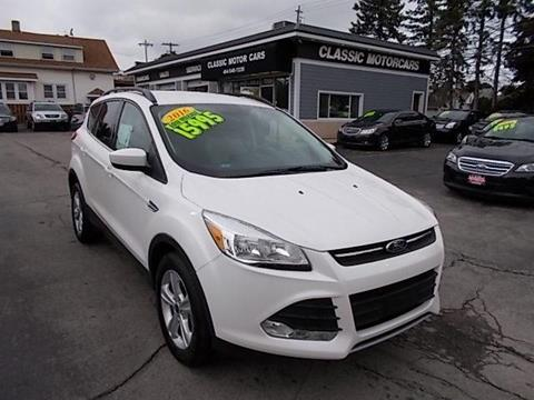 2016 Ford Escape for sale in West Allis, WI