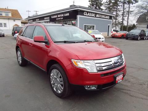 2010 Ford Edge for sale in West Allis, WI