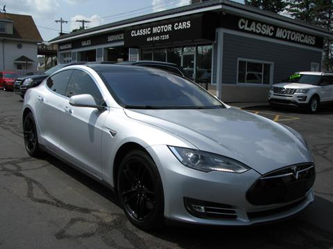 Tesla Model S For Sale in West Allis, WI - CLASSIC MOTOR CARS