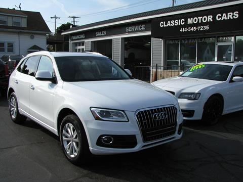 2016 Audi Q5 for sale in West Allis, WI