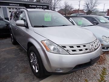 2004 Nissan Murano for sale in West Allis, WI