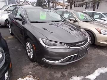 2015 Chrysler 200 for sale in West Allis, WI