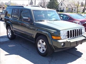 2008 Jeep Commander for sale in West Allis, WI